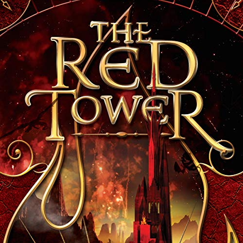 The Red Tower audiobook cover art