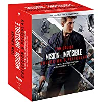 Pack: Misión Imposible - Temporadas 1-6 (4K UHD + BD + BD Extras) [Blu-ray]