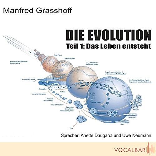 Das Leben entsteht (Die Evolution, Teil 1) audiobook cover art