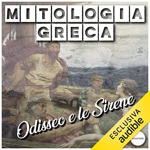 Odisseo e le Sirene copertina