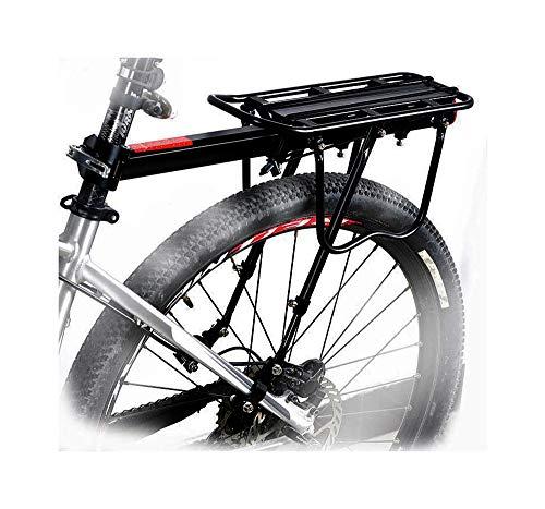 Lidauto Fietstas achteraan, fietsendrager, montageonderdelen voor tabletzitten, hoogwaardig, aluminiumlegering, outdoor-sport, universeel, draagkracht 60 kg