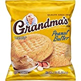 Grandma's Cookies, Peanut Butter, 2.25oz (10 Pack)