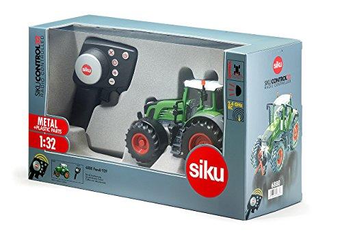RC Auto kaufen Traktor Bild 2: Siku 6880 - Fendt 939 Set mit Fernsteuerung & 6780 - Tandem-Achs-Anhänger*
