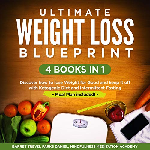 『Ultimate Weight Loss Blueprint - 4 Books in 1』のカバーアート