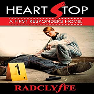 Heart Stop audiobook cover art