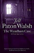 The Wyndham Case (Imogen Quy #1)