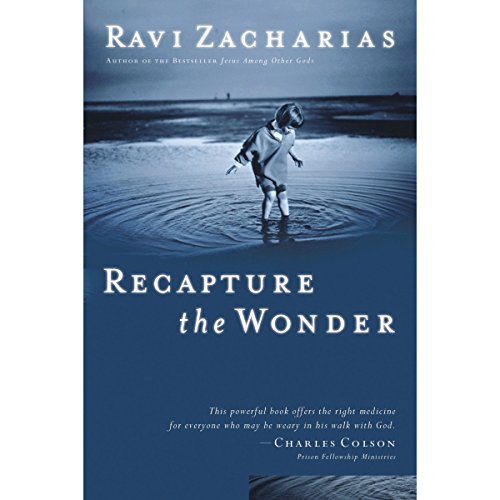Recapture the Wonder cover art