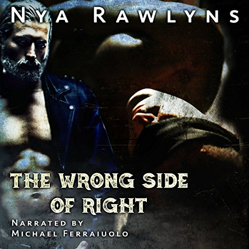 The Wrong Side of Right audiobook cover art