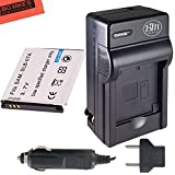 SLB-07A Battery and Battery Charger for Samsung PL150 ST45 ST50 ST550 TL220 Digital Camera + More!!