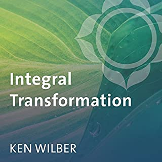 Integral Transformation audiobook cover art