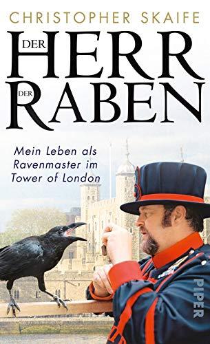 Buchseite und Rezensionen zu 'Der Herr der Raben' von Christopher Skaife