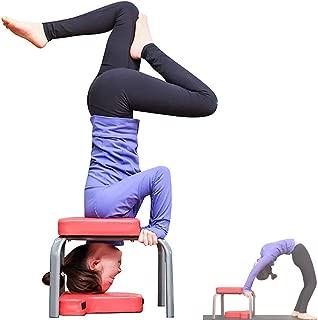 Yoga Headstand balanzas sobremesa Presidente yoga del soporte de la Familia, la gimnasia para el entrenamiento, aliviar fitness y gimnasio-estrés, aliviar la fatiga y se acumulan cuerpo a aliviar el