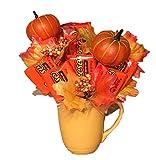 Pumpkin Patch Reese Candy Bouquet