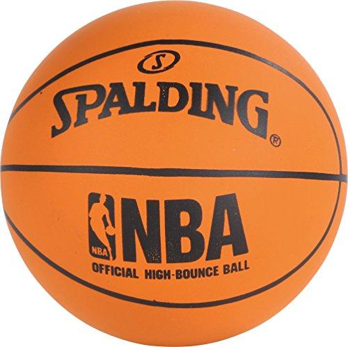Spalding NBA Spaldeens GB (51-161Z) Vpe 24Pcs Minibalones de Baloncesto, Naranja, Talla Única