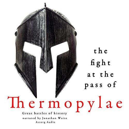 The Fight at the Pass of Thermopylae cover art