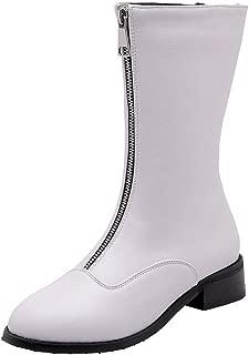 BalaMasa Womens ABS14051 Pu Boots