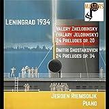 24 Preludes, Op. 19: No. 22 in B-Flat Minor, Andante
