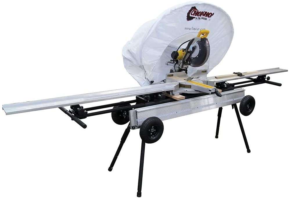 FastCap Max 49% OFF ChopShop PRO Foldable Waterproof Cov cheap Hood Miter Tile Saw