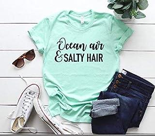 beach shirt vacation tee women's summer t-shirt