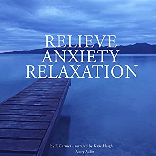Relieve anxiety relaxation cover art