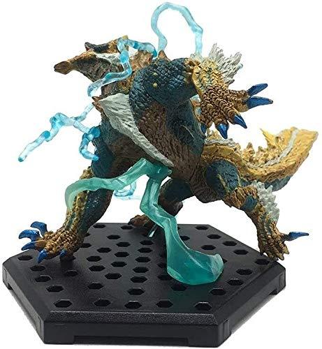 QI-shanping Monster Hunter Spielzeug-Actionfigur Monster Generations ultimative Dragon Models for Kinder Geschenke