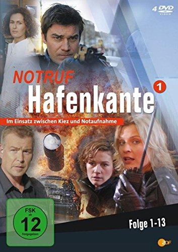 Notruf Hafenkante 1, Folge 01-13 (4 DVDs)