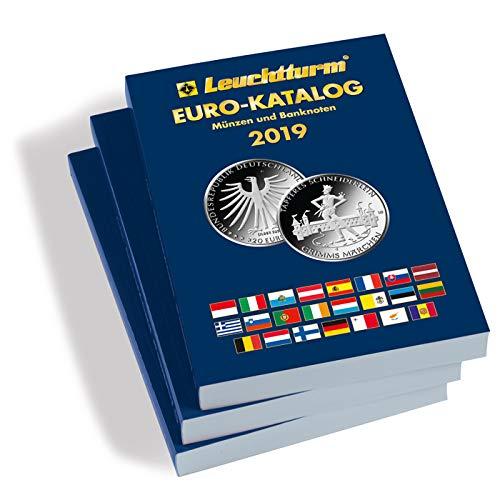 Euro-Katalog 2019: Münzen und Banknoten