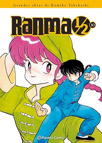 Ranma 1/2 nº 10/19 (Manga Shonen)