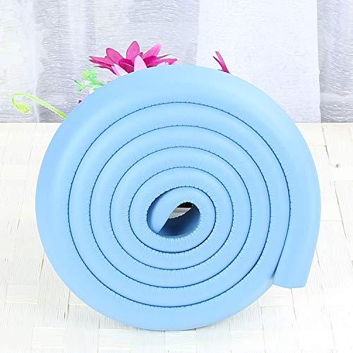 L-Typ Kantenschutz 2m Eckenschutz Kinderschutz Möbel Sicherheit Baby Blau 2MX35MM