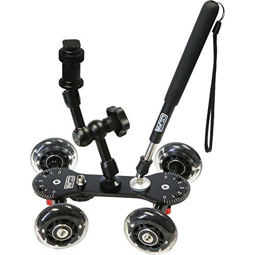 Vidpro SK-22Profesional Skater Dolly para cámaras réflex Digitales y videocámaras de vídeo