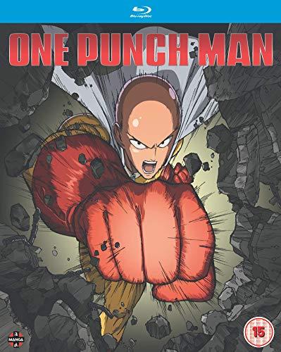 One Punch Man Collection One (Episodes 1-12 + 6 OVA) - Blu-