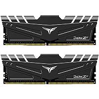 Team T-FORCE DARK Za 16GB (2 x 8GB) DDR4 288-Pin DIMM Desktop Memory