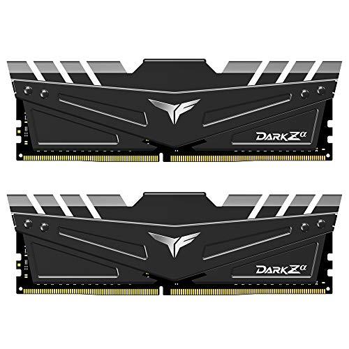 TEAMGROUP MODULO Memoria RAM DDR4 16GB(2X8G) PC3200 Dark Za