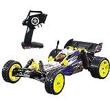 DBXMFZW 1/12 Scale Sports Racing Control Remoto Control Eléctrico Drift RC Vehículo 30km / H + Montaña de alta velocidad RC Amortiguador de choque independiente, Anti-Collision y Anti-Fall RC Coche Ju