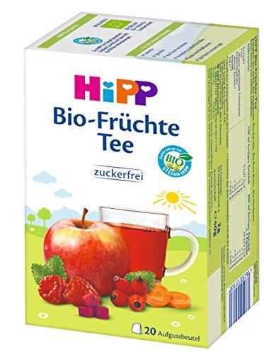 HiPP Hipp bio vruchten thee 6er Pack (6 x 40 g)