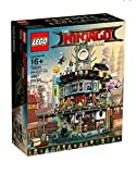 Lego Ninjago Movie - Ninjago City - limitiertes Set 70620 - 4867 TEILE !
