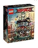 Lego Ninjago City 70620 - The Ninjago Movie 4867 pieces - limited Edition