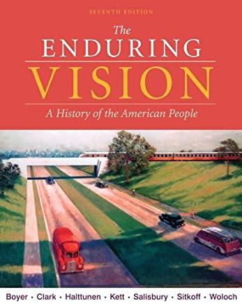 The Enduring Vision: A History of the American People (Available Titles CourseMate) by Paul S. Boyer (2010-01-01)