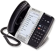 $75 » Mitel 5340E VOIP Phone w/Big Backlit Display. SIP/MiNet, GigEth, 48 Key, PoE/AC (Renewed)