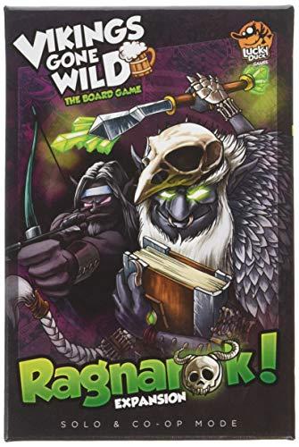 Vikings Gone Wild: Ragnarok Expansion
