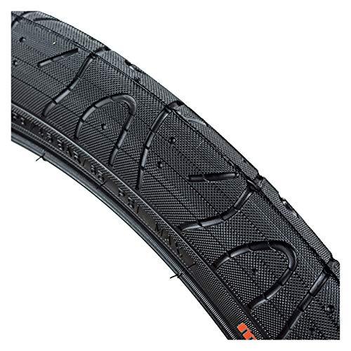 FFLSDR Neumático de Bicicleta 26 * 2.5 20 * 1.95 Neumáticos de la Bicicleta de montaña TRANTE DE LA CALETE DE LA Ciudad 65PSI 26 MTB Piezas de Bicicleta de neumáticos (Size : 26X2.5)