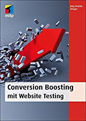 Conversion Boosting mit Website Testing bei Amazon kaufen.