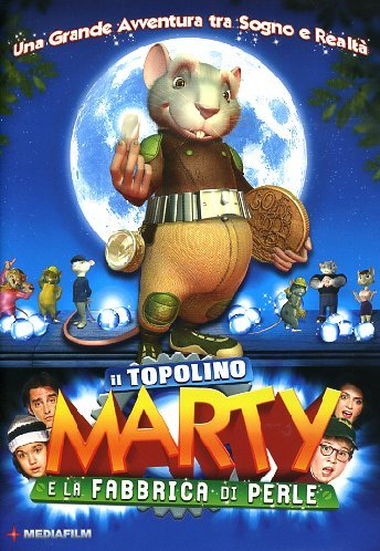 Il topolino Marty e la fabbrica di perle