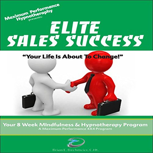 Elite Sales Success audiobook cover art
