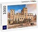 Lais Puzzle Real Monasterio de Santa María de Guadalupe, Provincia de Cáceres, Extremadura, España 1000 Piezas