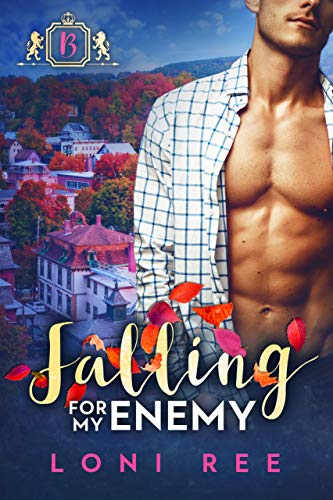 Falling for my Enemy (Banking on Love Book 1) by [Loni Ree, Yoly Cortez]