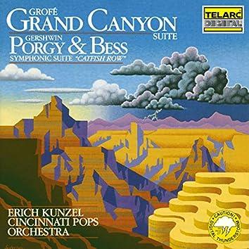 Grofé: Grand Canyon Suite - Gershwin: Catfish Row