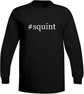 #Squint - A Soft & Comfortable Hashtag Men's Long Sleeve T-Shirt