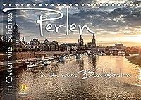 Im Osten viel Schoenes - Perlen in den neuen Bundeslaendern (Tischkalender 2022 DIN A5 quer): Einmalige Fotos zusammengestellt von Dresden bis Ruegen (Monatskalender, 14 Seiten )