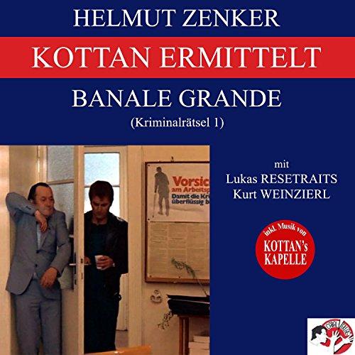 Banale Grande (Kottan ermittelt - Kriminalrätsel 1) Titelbild
